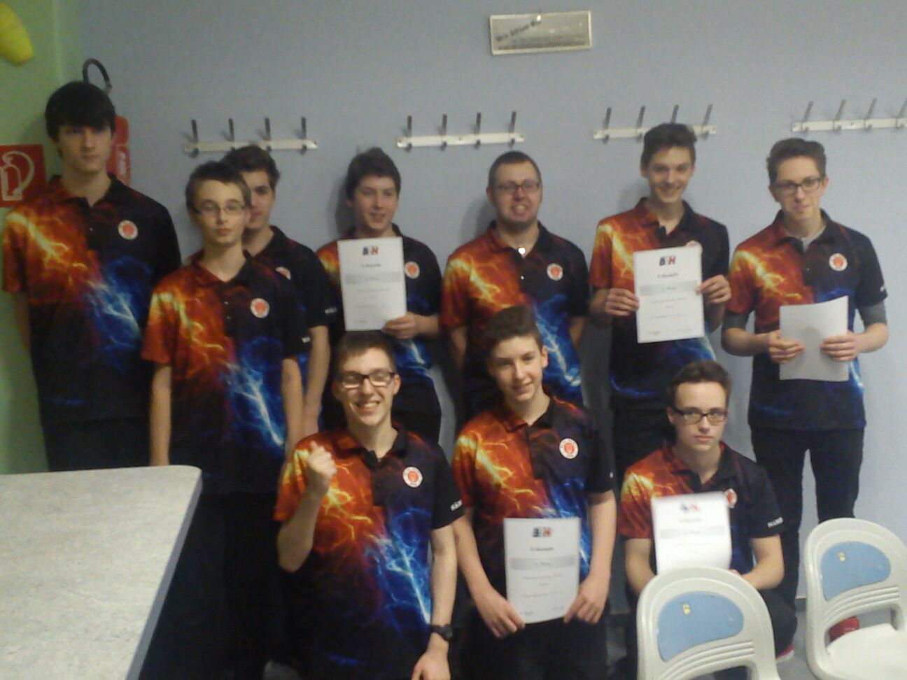 Artikelbild Bowlingjugend: Striking Underdogs 1 Vizemeister!