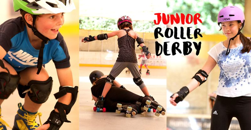 Artikelbild Junior Roller Derby Infonachmittag