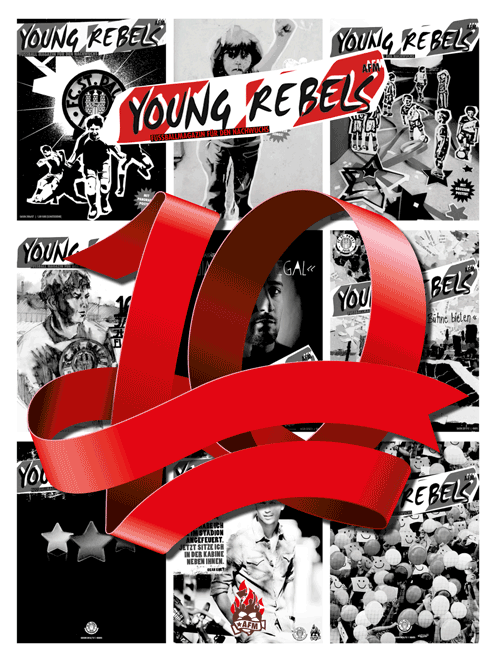 Artikelbild Young Rebels Magazin #10 erschienen!